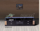 hotel or home tv stand furniture wooden and rattan