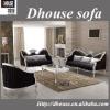 Mediterranean Style Fabric wooden sofa set AL080