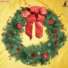 40cm Dry Artificial Flower Wreath Christmas garland