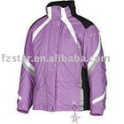 ladies' ski jacket,ski wear