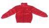 red coat women's warm Jacket outwear(J-04)