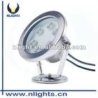Stainless Steel DMX LED Underwater Light
