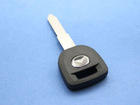 Mazda cut chip key replacement key shell with logo