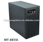 8000VA pure sine wave UPS power