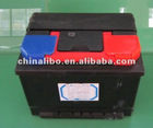 Dry Charged DIN Car Battery