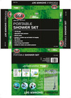 OUTDOOR SHOWER CAR SPA WASH KIT EQUIPMENT HEAD