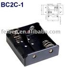 2C Battery Holder/Cell Box