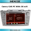 8 Inch 2 Din Touch Screen for Toyota Camry Car DVD Player With WIFI 3G Stereo Car GPS