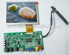 HDMI Input 4:3 lcd 5 with touchscreen