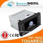 Sharing Digital VW TOUAREG car dvd radio GPS with Blue tooth USB SD