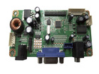 LCD controller board with VGA