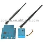 1.5GHz transmitter 1500mW for wireless Audio Video