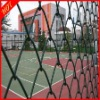 833)HOT! cheap galvanized /PVC chain link fence 10 years factory (ISO9001/2000)