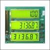 LCD display board for fuel dispenser