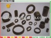 Carbon seal ring, carbon plate, graphite bearing
