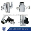 stainless steel 3 way ball valve