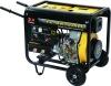 5kw diesel welding generator with CE