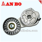 Truck engine parts belt tensioner