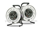 CE Proved Steel power cord Cable reel