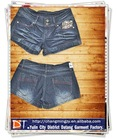 2012 popular young ladies sexy shorts