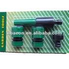 adjustable spray nozle 4 in 1 multifunction garden tool set