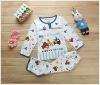 boy's printed jersey pajama