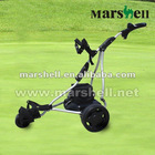 folding electric golf trolley with brake DG12150-D with CE certificate hot on sell
