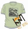 fashion design boys t-shirt with print