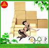 Multi wall corrugated carton box