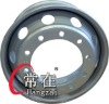 8.25-22.5 Tubeless rims/8.5-20(16,20,24 inch) Truck Wheel Rim