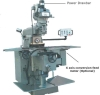 Vertical and Horizontal Turrent Milling Machine