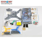 X240- ARF Quadcopter Four-axis Flyer with KK Control Board