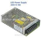 200W LED Display Power Supply Output 5V 40A