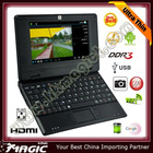 Wholesale 2012 cheapest netbook A9 1.2GHZ android 4.0