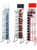 2 Liter Bottle display exhibition stand rack HSX-Z-100066