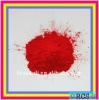 Organic Pigment Red 122 pigment powder used for plastics manufacturer