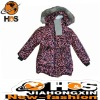 Fashion lady's hoody jacket for winter HSJ110366