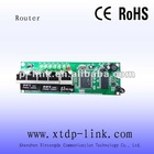 Hot sale 5-Port Broadband Router For SOHO(OEM)