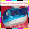 Evolis Pebble 4 ID Card Printer Single-Sided