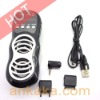 "1.1 ""LCD PMP w/ Hip-Hop Clip Card Reader, Mobile Phone Speaker & FM Radio"