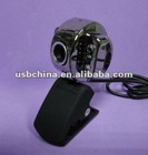 High quality USB 2.0 webcam for laptop use