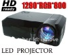 720P Holographic Projector with Holographic Screen for Windows Advertisement Show