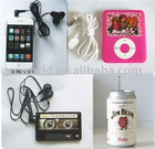 Plastic Mini FM Radio