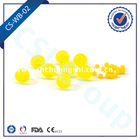 Crystal Soil/ Water Beads/ Dry Beads Golden yellow
