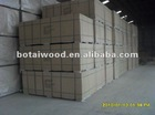 1830mm*3660mm plain MDF board