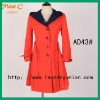 2012 Trench hoddies long winter coats for woman AD43#