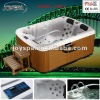 2012 best price family sexy massage hot tub with JY8013