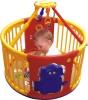Plastic baby playpen