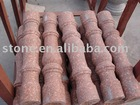 stone stair baluster-stair banister;staircase balustrade