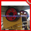 Big Feed Opening Steel Welding Jaw Crusher PE750x1060